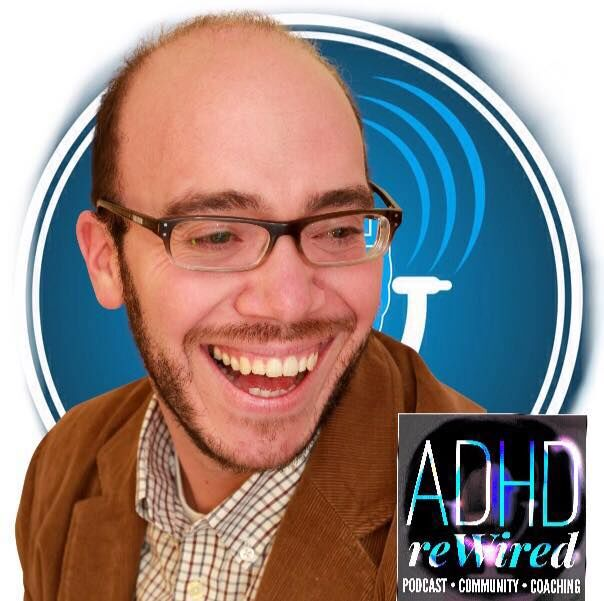 The ADHD Podcast with Guest Eric Tivers