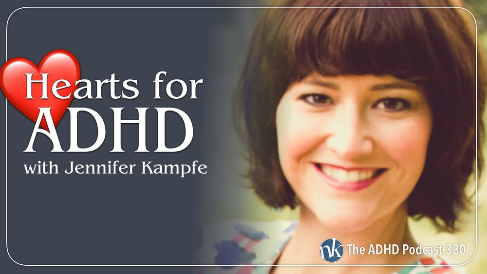 Listen to Jennifer Kampfe on Taking Control: The ADHD Podcast