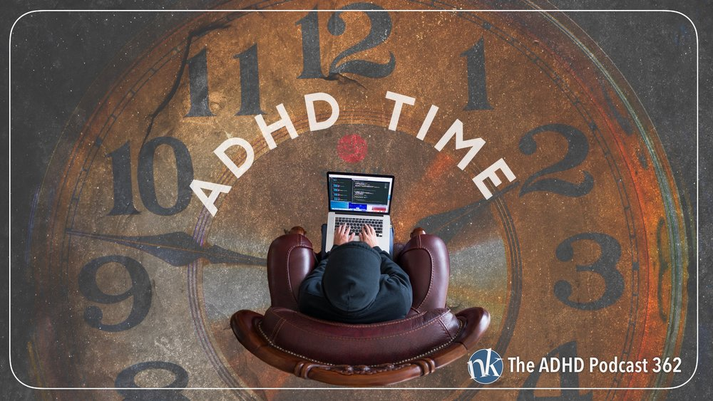 Listen to ADHD Time on The ADHD Podcast
