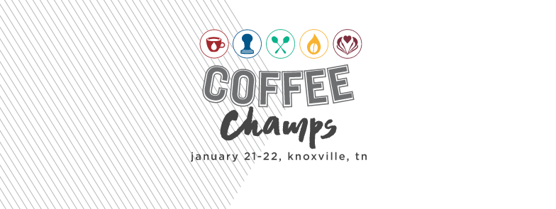 SCA Coffee Champs Knoxville