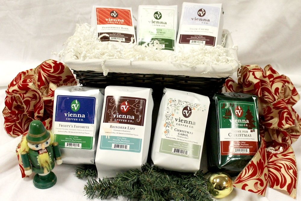 Holiday Flavored Coffees