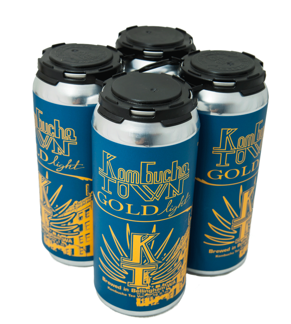 Gold Light: Our non-alcoholic version of the Gold, in a can
