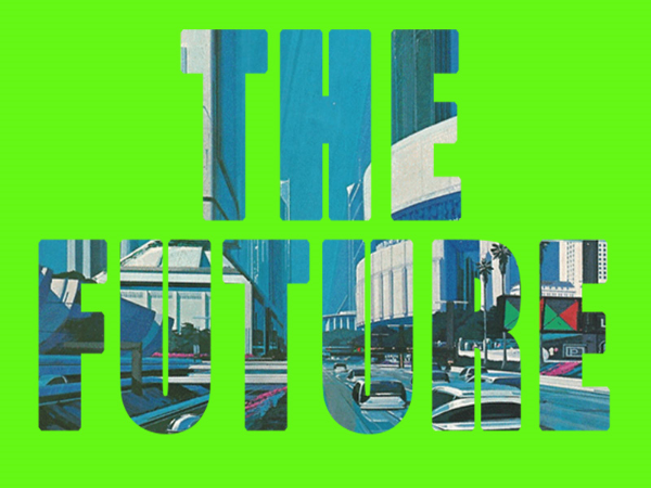 THE FUTURE 2013 - Graphic Design