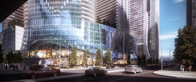 1 Yonge Street Pinnacle development