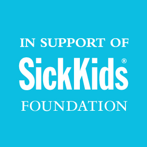 Sick Kids Foundation Charity Donation