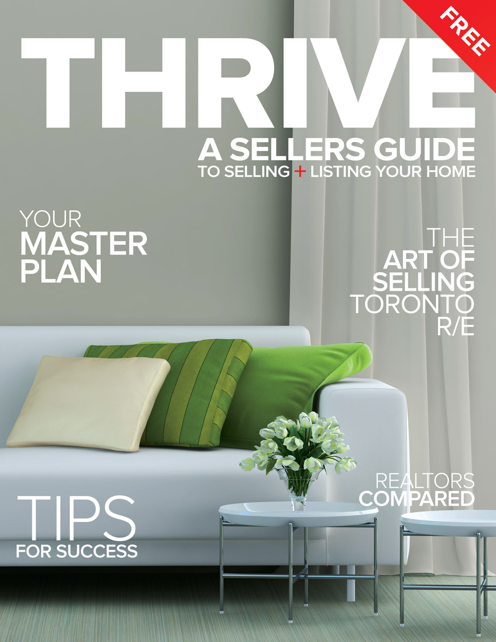 Thrive A Free Sellers Guide