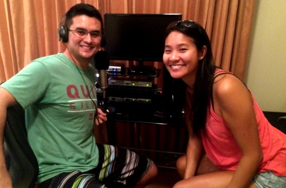 Yeison Kim and Samantha Wei of MyTanFeet.com