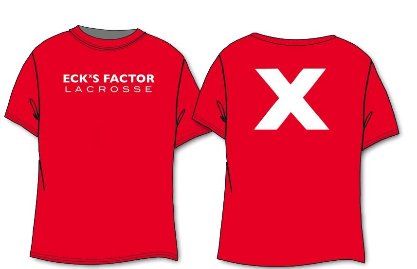 Eck's Factor Lacrosse Shirts