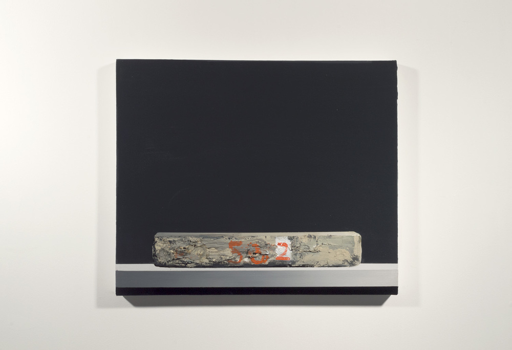 Lithograph Stone - 502 (2016)