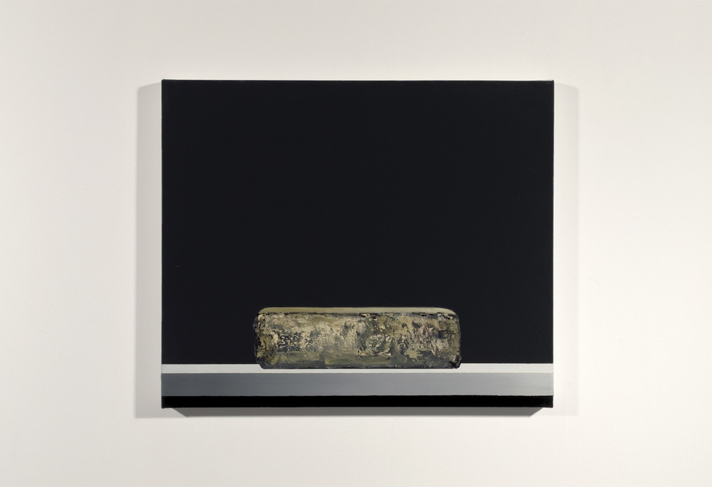 Lithograph Stone - Untitled #3 (2015)