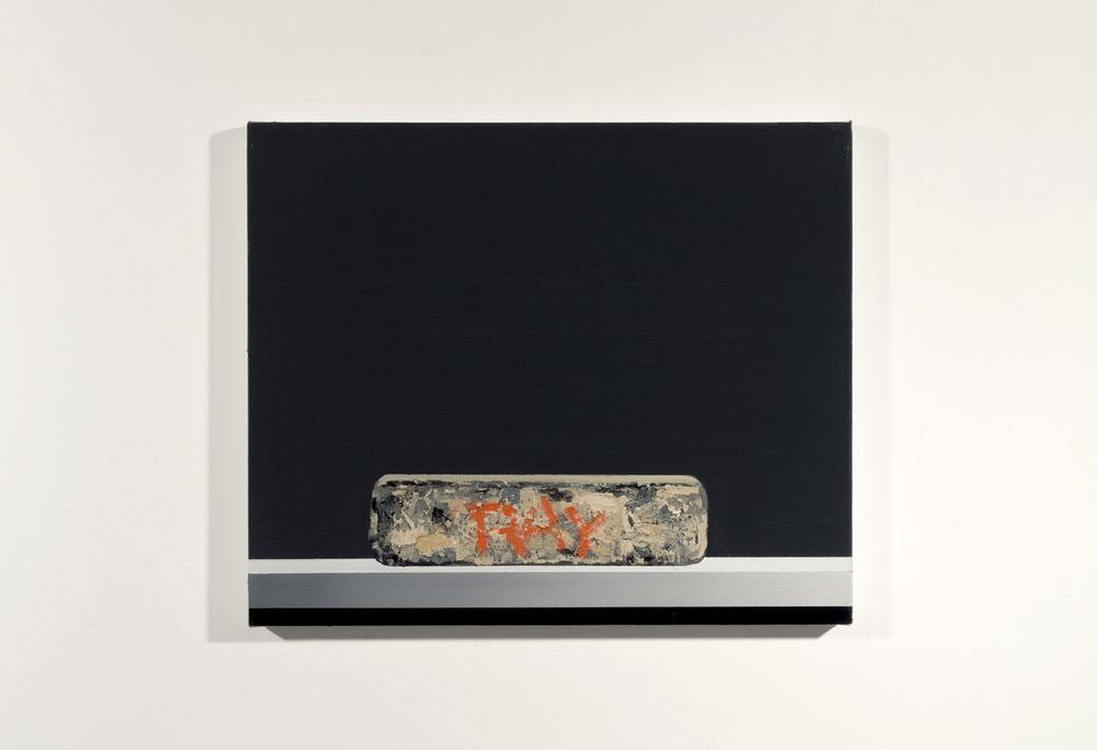Lithograph Stone - Ray (2015)