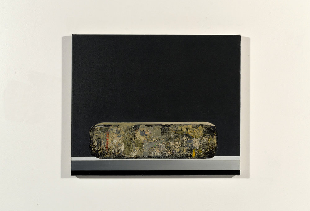 Lithograph Stone - Untitled (2016-17)