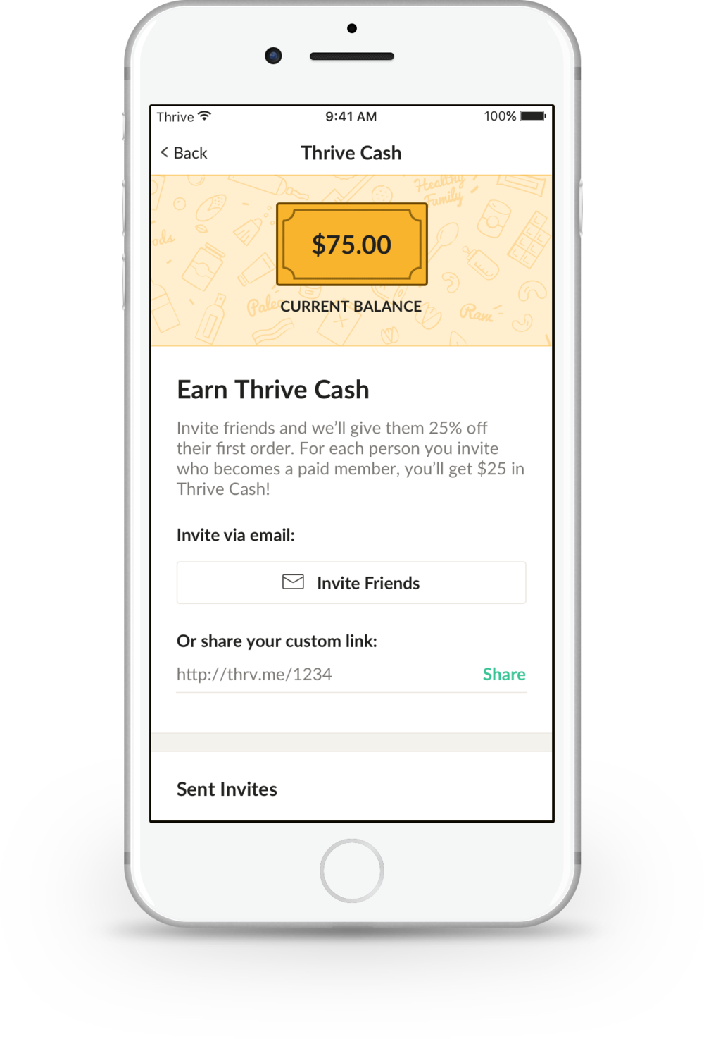 Thrive Cash