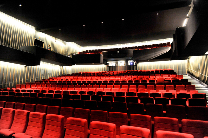 Screening venue for 2013  Inside Out: Toronto's LGBT Film Festival .