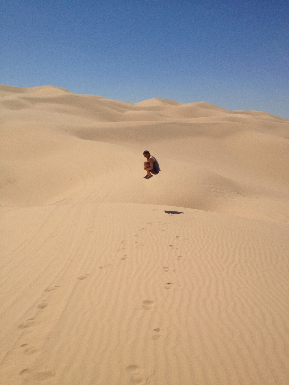 Yuma Desert (Tatooine in parts of original Star Wars trilogy)