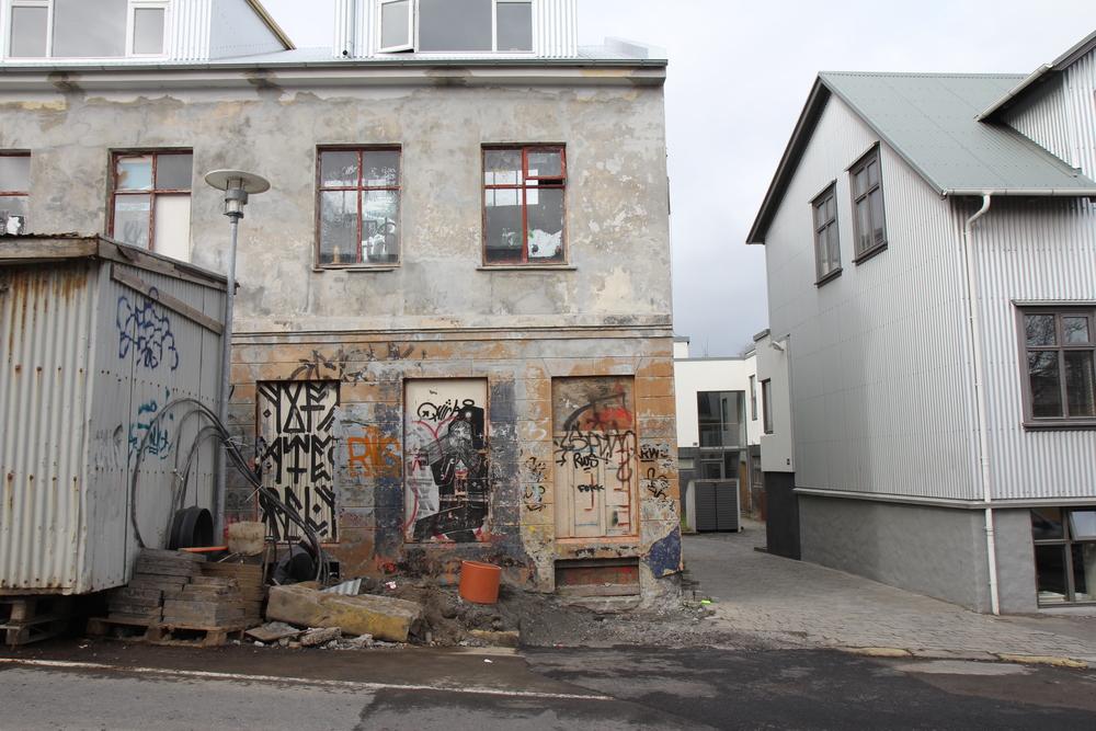 Icelandic Graffiti - Reykjavik, Iceland