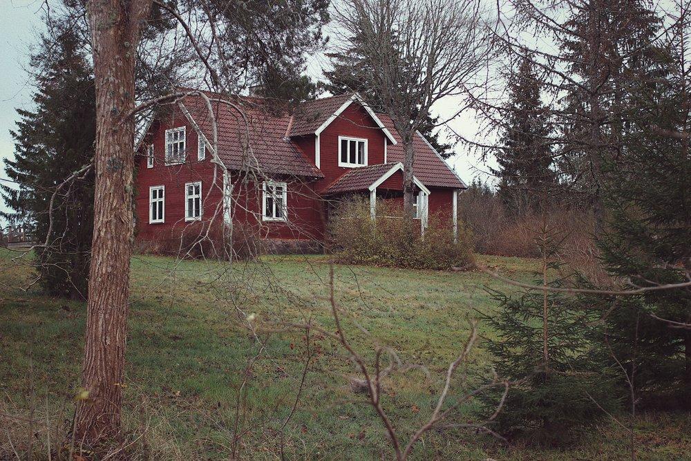 Farmors hus (Grandma's house)