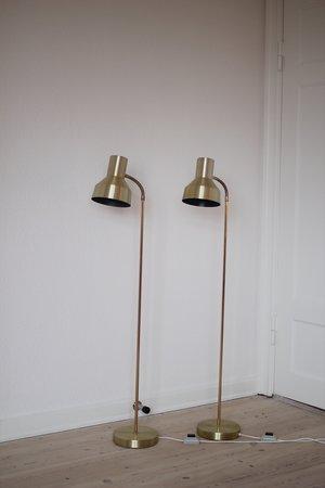 Ewå brass floor lamps 131