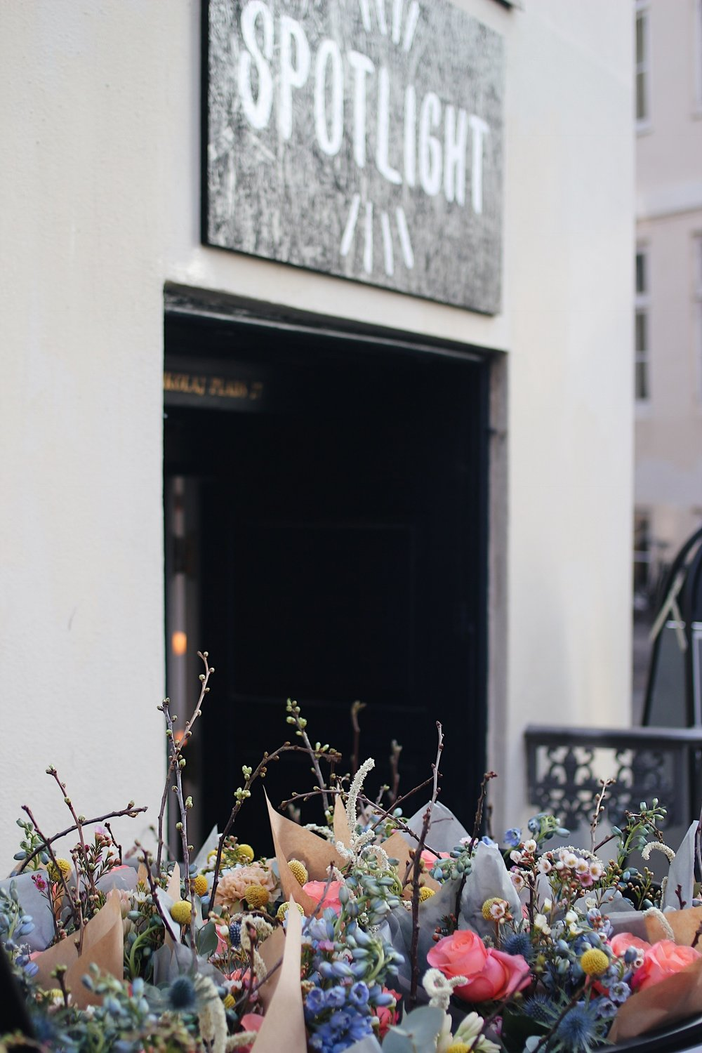 SPOTLIGHT - Nikolaj Plads 27, CopenhagenFind the Bierback's spot in this micro pop-up space in central Copenhagen.