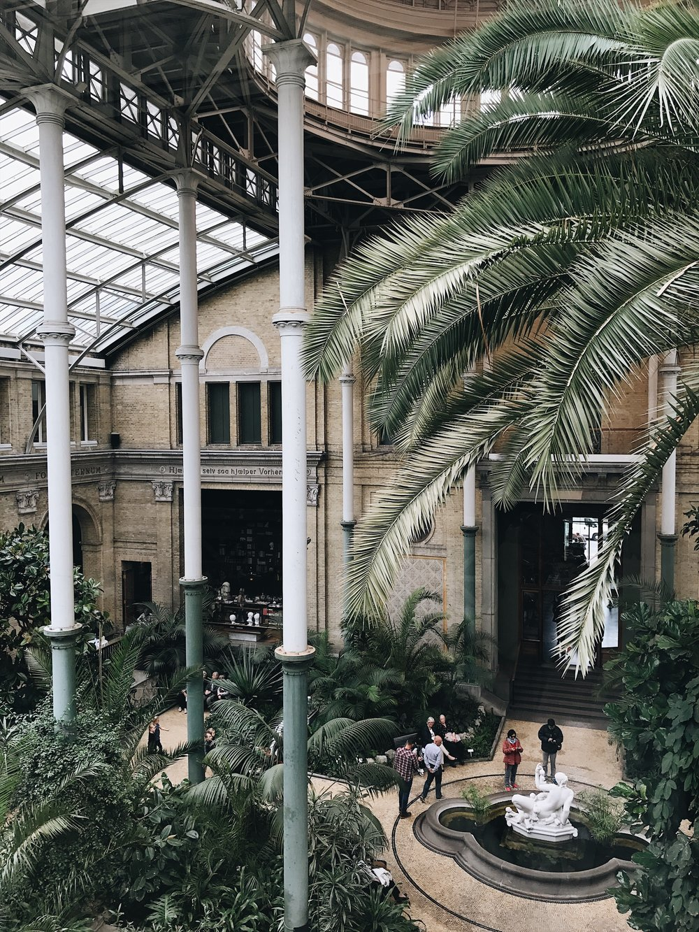 2. DO | GLYPTOTEKET
