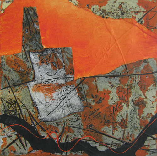 Wheal Betsy - Orange Sky