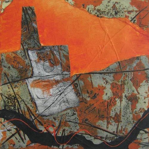 Wheal Betsy - Orange Sky