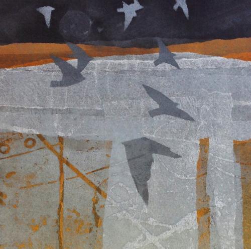 Moonlight, Crows & Earthworks