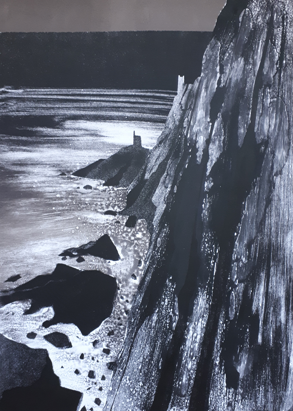 Moonlit Botallack