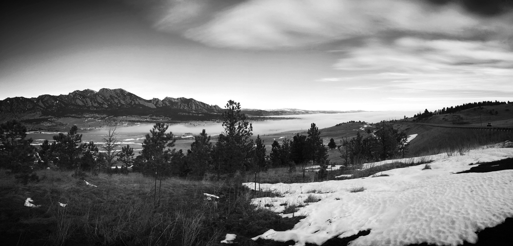Boulder Valley Fog