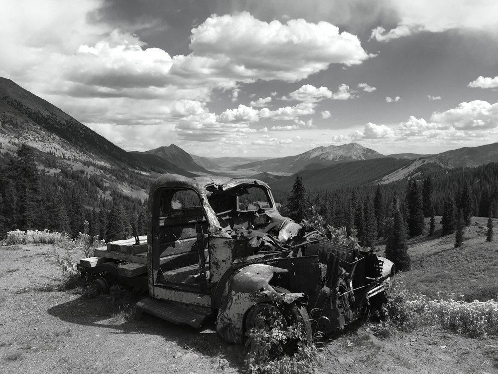 Crested Butte Truck