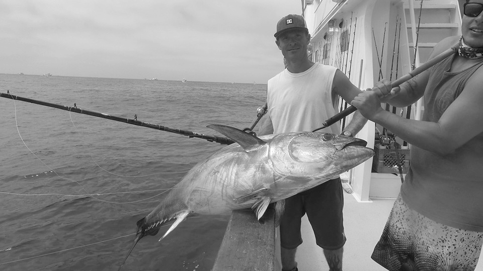 98# Tuna on 30# Test