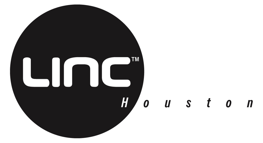 LINC Houston Logo - B/W JPG Large