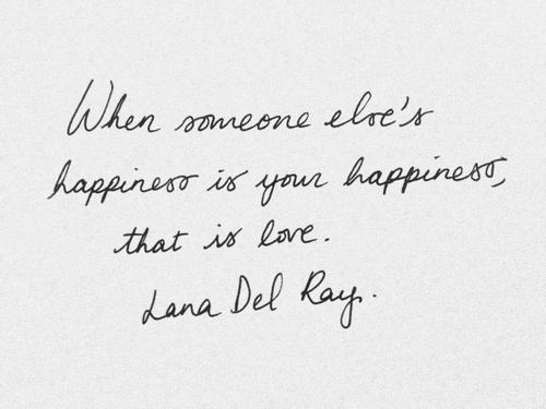 By Lana Del Rey