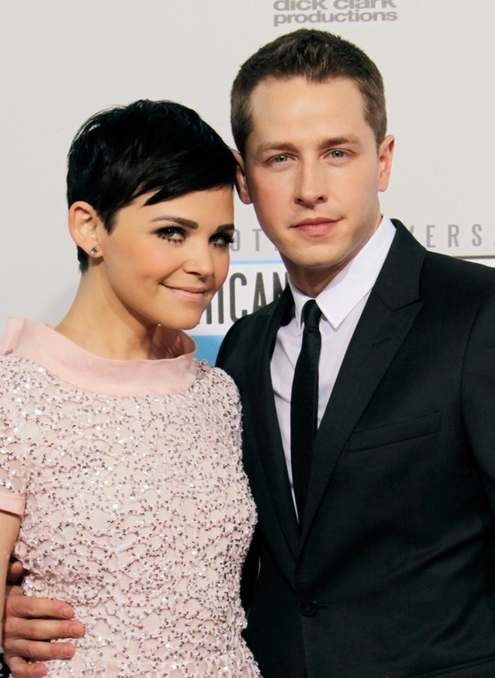 Ginnifer Goodwin + Josh Dallas