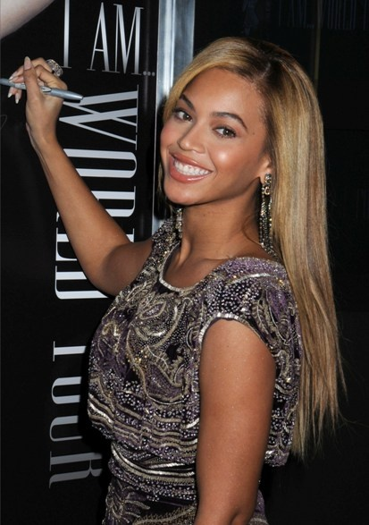 Check out our  Beyonce board on Pinterest !