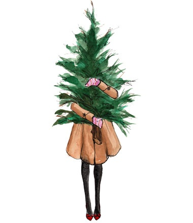 """Little Tree"" by  Inslee"