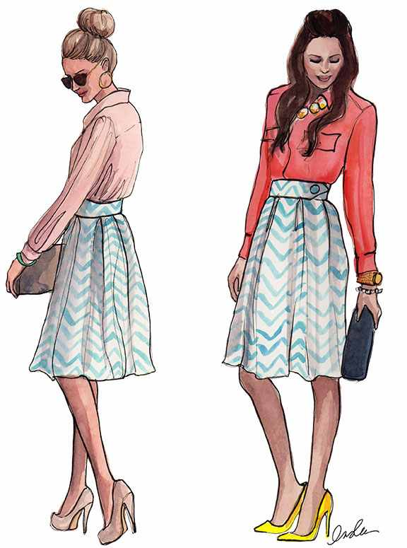 sweetlemonmag: Designs by Inslee