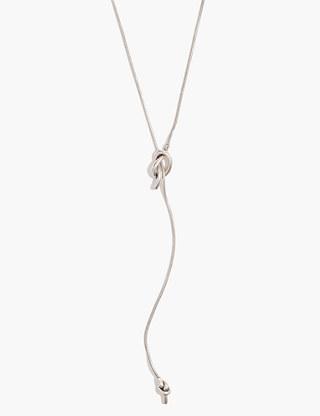 Knotshine Necklace