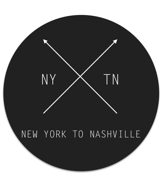 New York to Nashville