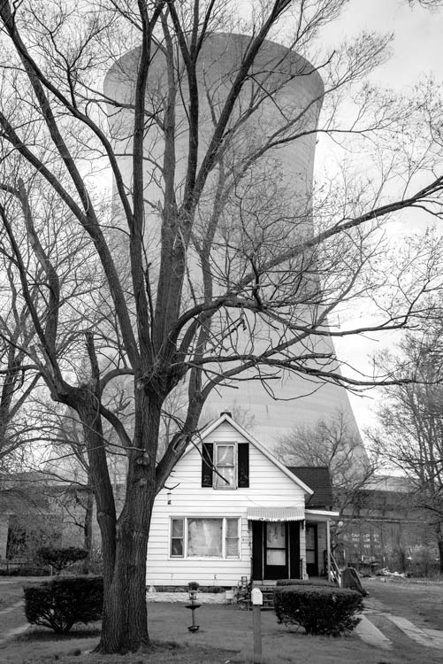 House, Michigan City, IN