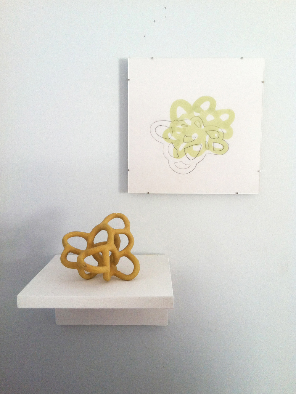 Yellow Knot/Shadow