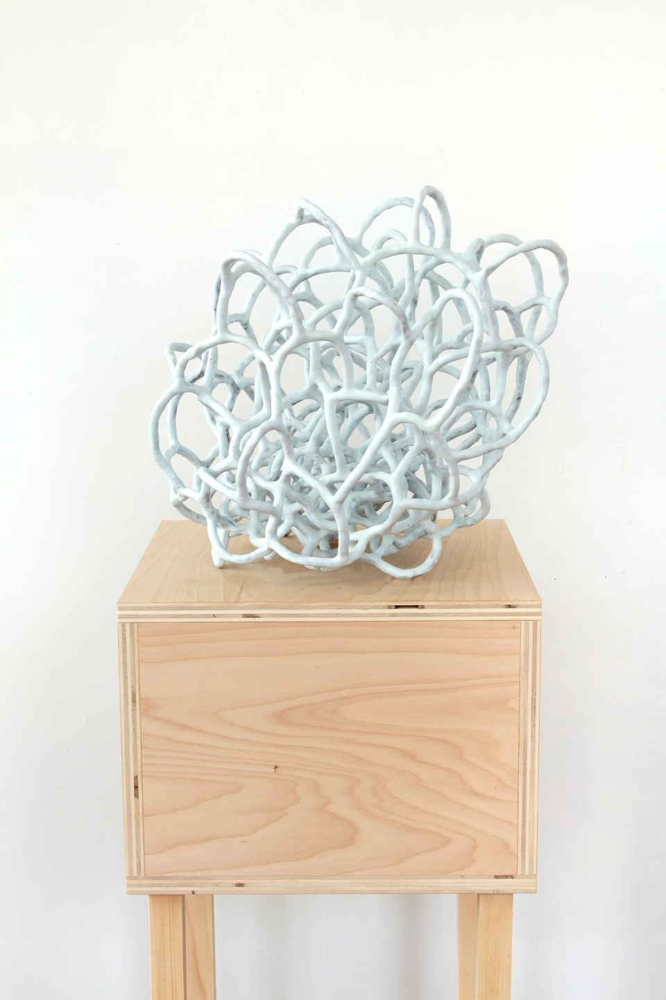 Murmur and crepuscule (Pale Blue Tangle)