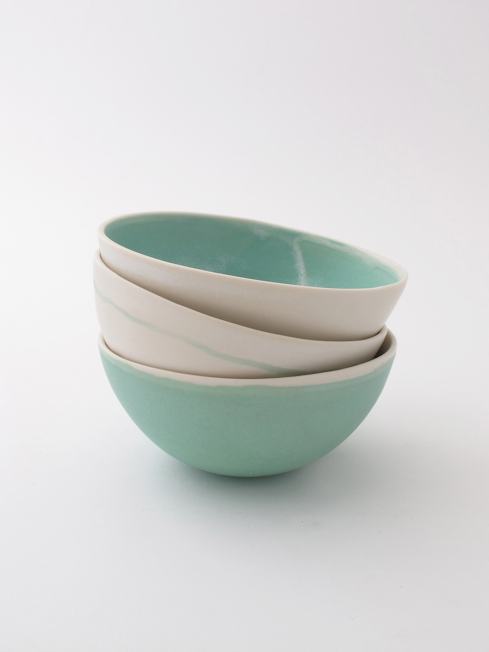 NEW: tiny sea salt bowls