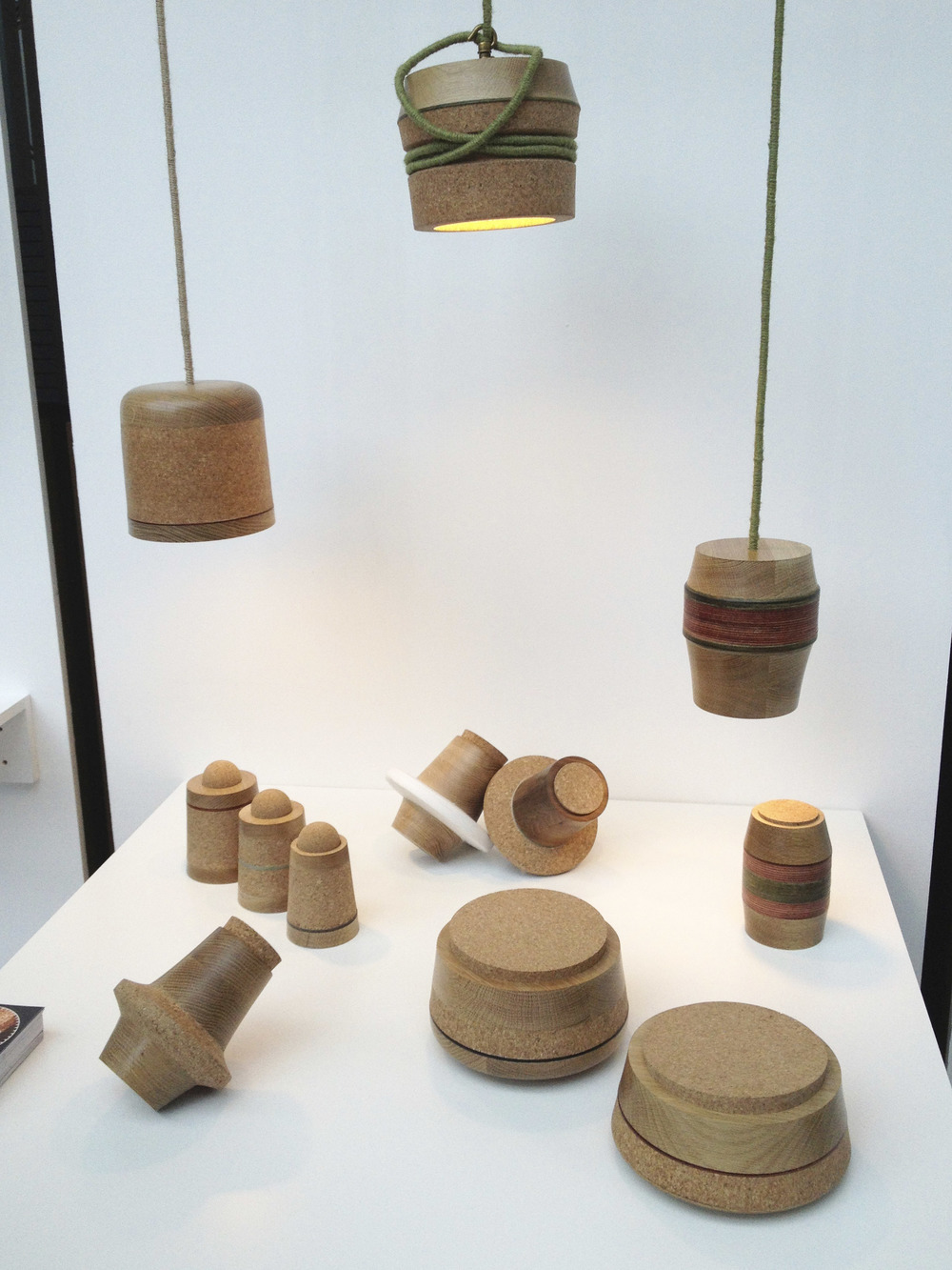 """Máire Condron """"Materials driven, functional homeware products."""""""
