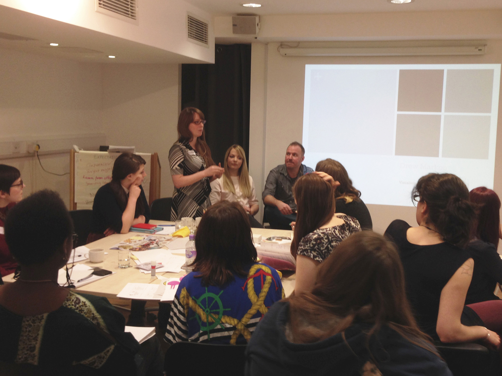 Crafts Council Ideas Tap Lecture- Centre for Chinese Contemporary Art, Manchester, 2014