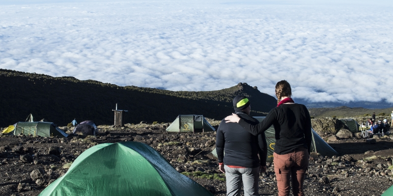 Mount Kilimanjaro Machame WHOA travel