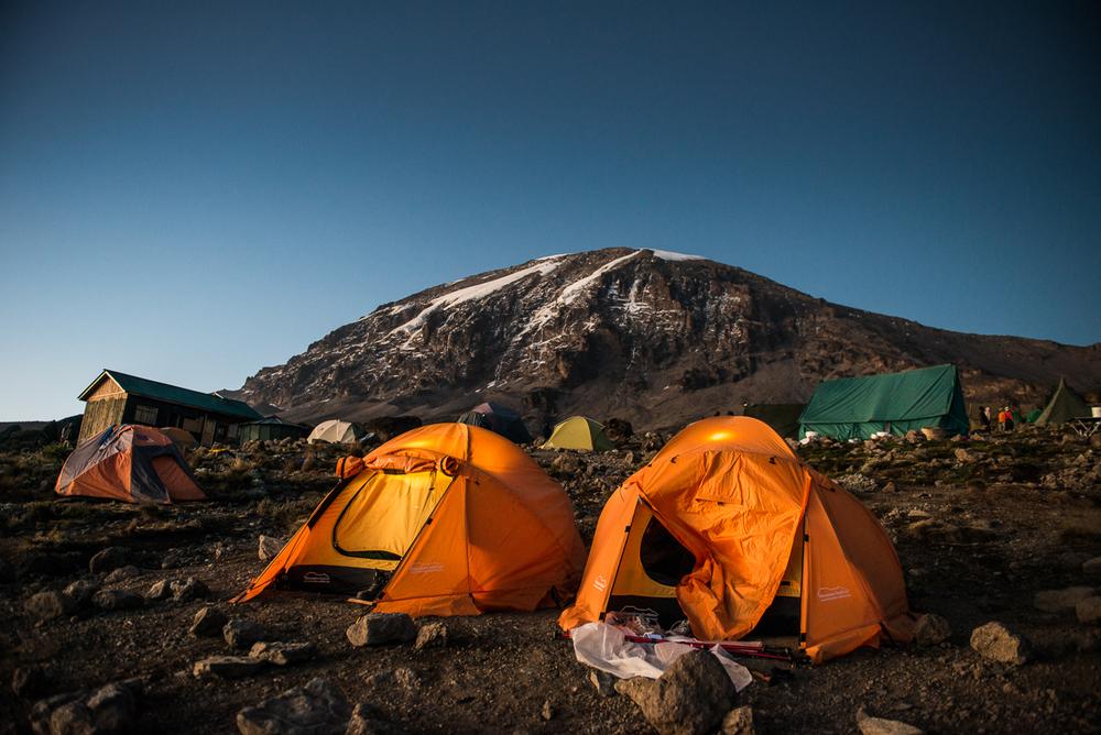 Kilimanjaro Karnanga Camp