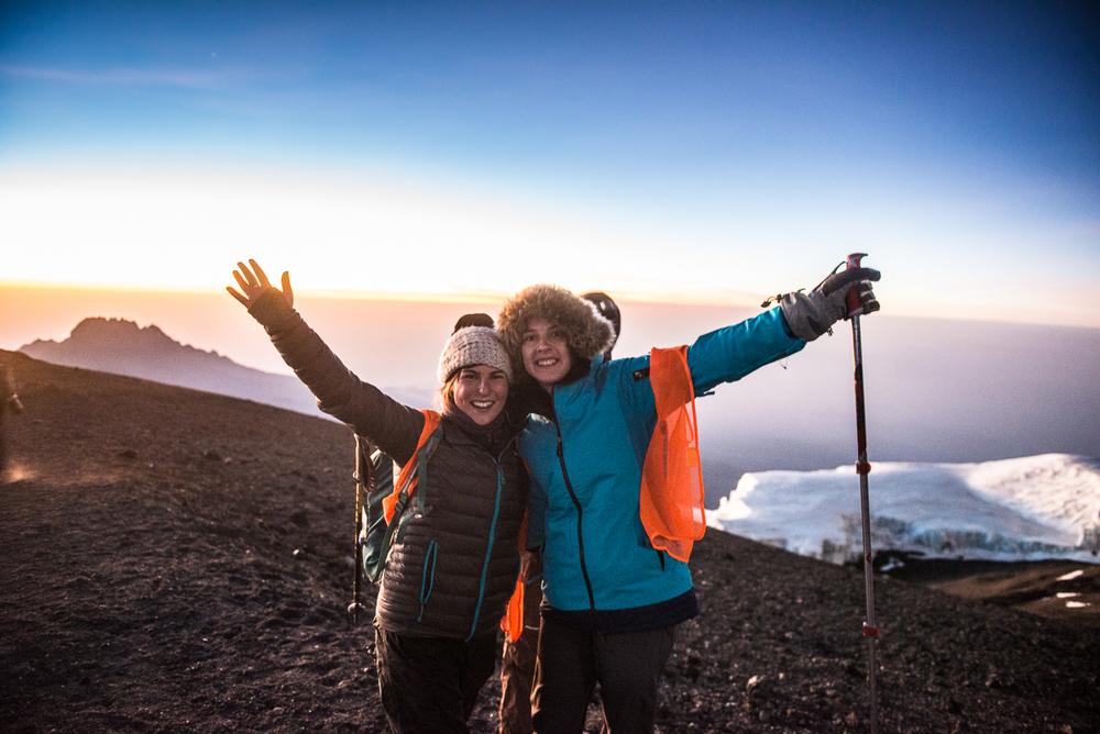 Kilimanjaro Summit Uhuru Peak