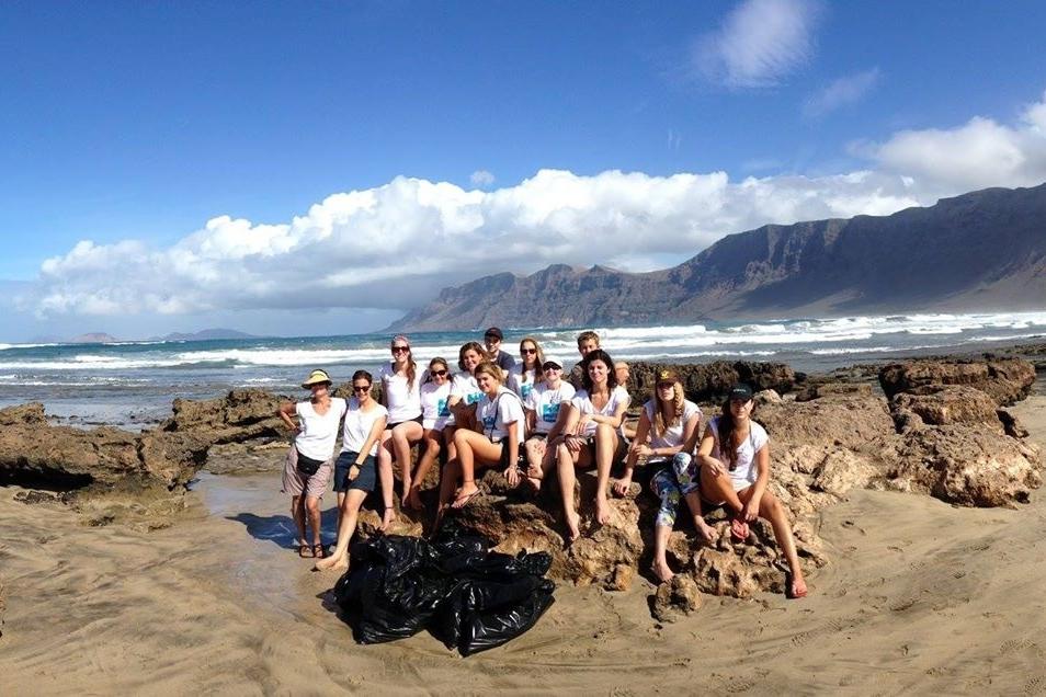 Lanzarote Beach Cleanup.JPG