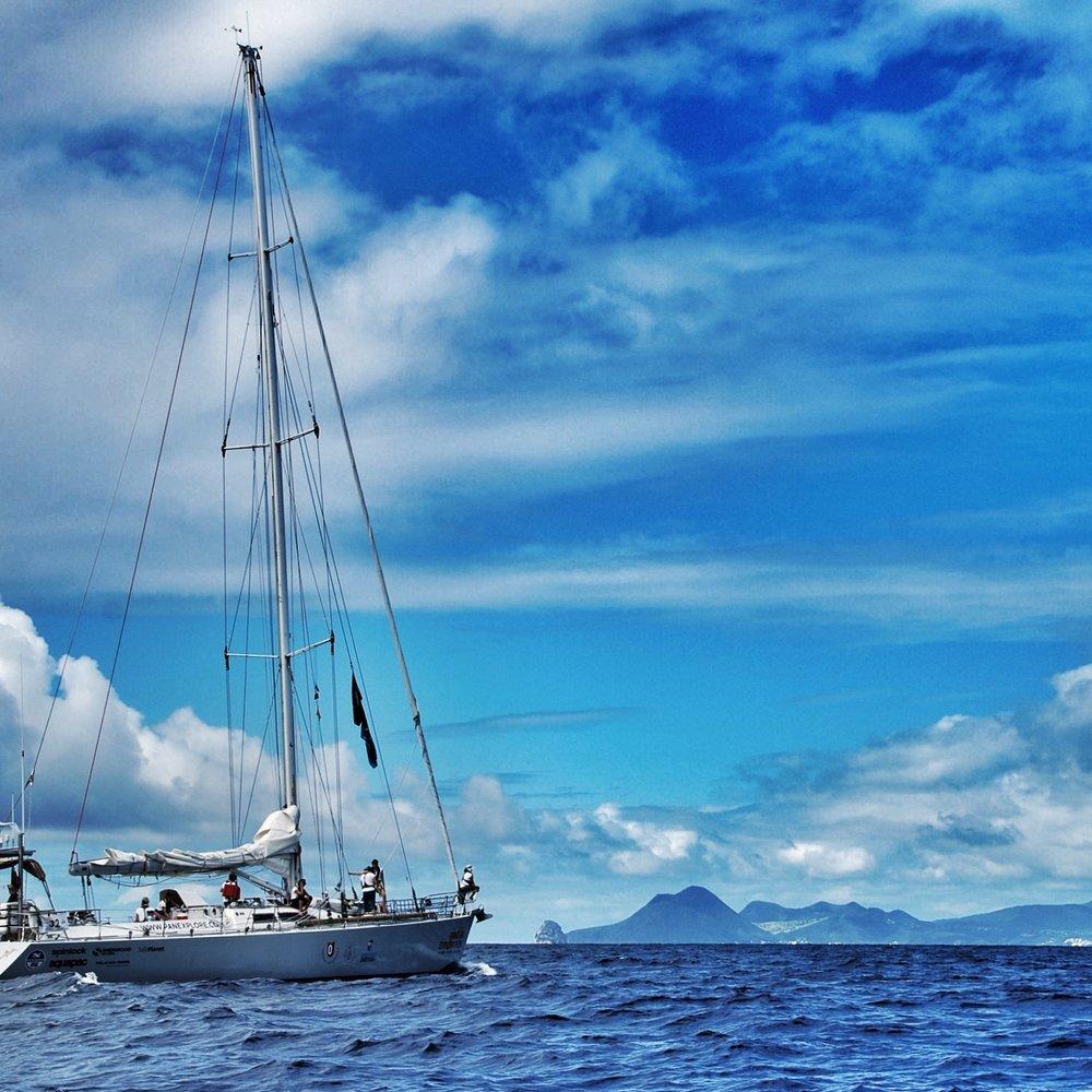 SEA YOU HERE - WHOAx 2018: Caribbean Sailing